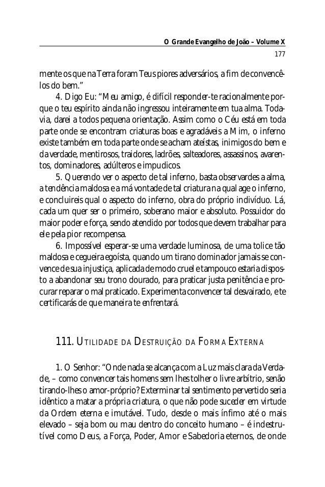 O Grande Evangelho de Joao - vol. 10-11 (Jacob Lorber)