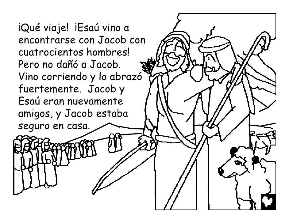 Jacob the deceiver spanish cb