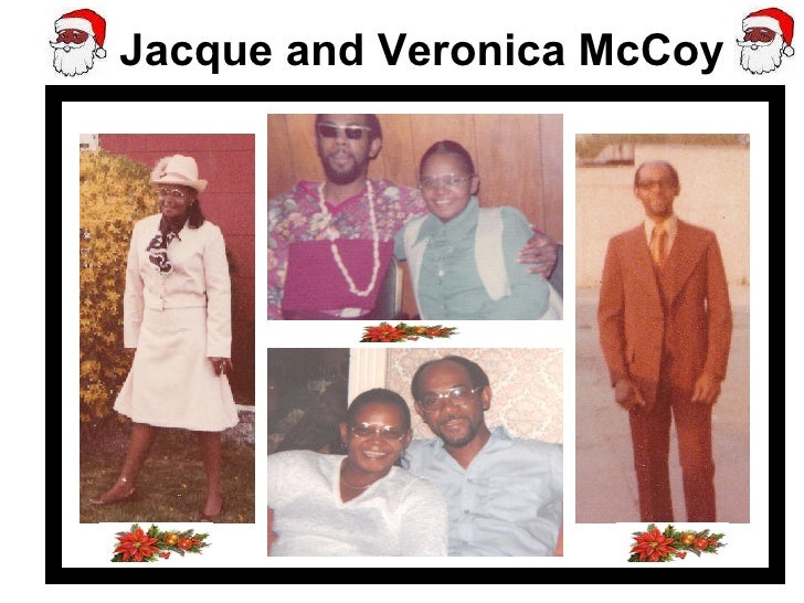 Jacque and Veronica McCoy