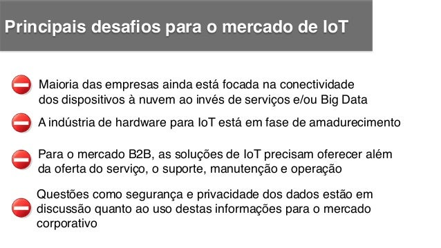 Opportunities! Oportunidades em IoT!