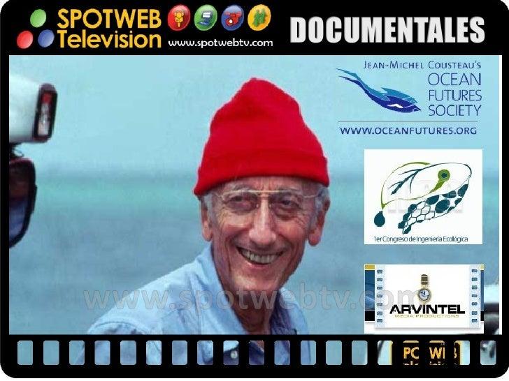 Jacques-Yves Cousteau Documental Mi Padre,El Capitán.Exclusivo en Venezuelahttp://goo.gl/pQudJ