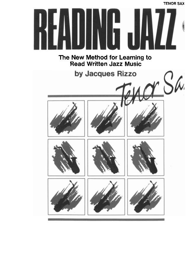 how to read jazz music