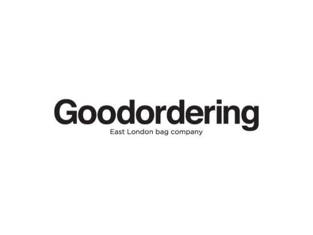 Who is Goodordering?