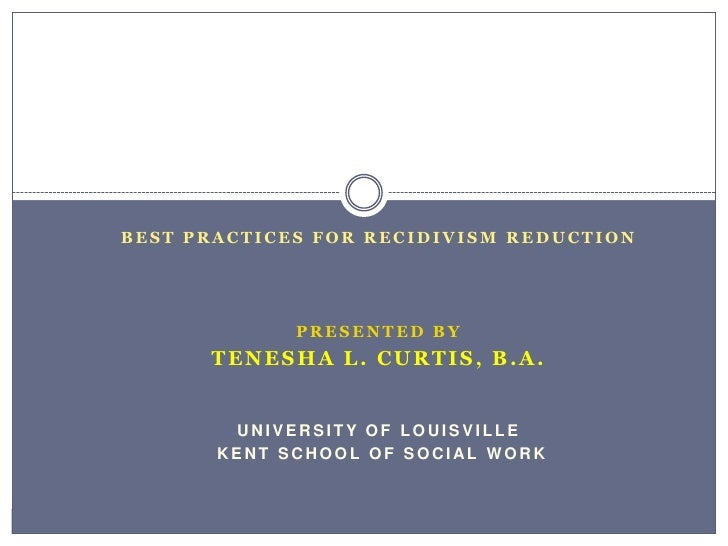 Grounding Frequent Flyers<br />Best Practices for recidivism reduction <br />Presented by<br />Tenesha L. Curtis, B.A.<br ...
