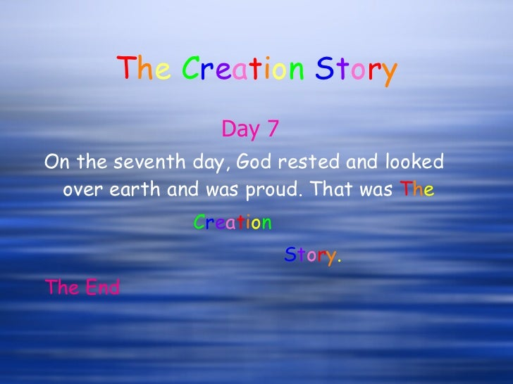 Jade's Creation Story