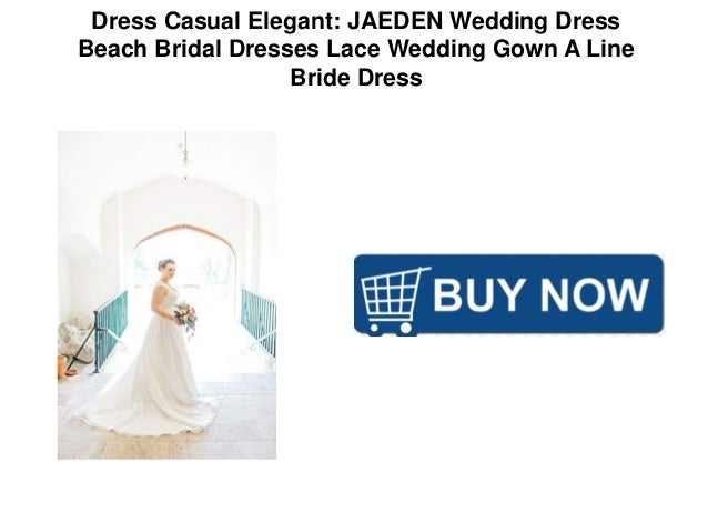 How To Dress Elegantly Casual Jaeden Wedding Dress Beach Bridal Dress,Wedding Guest Navy Blue Formal Dress Plus Size