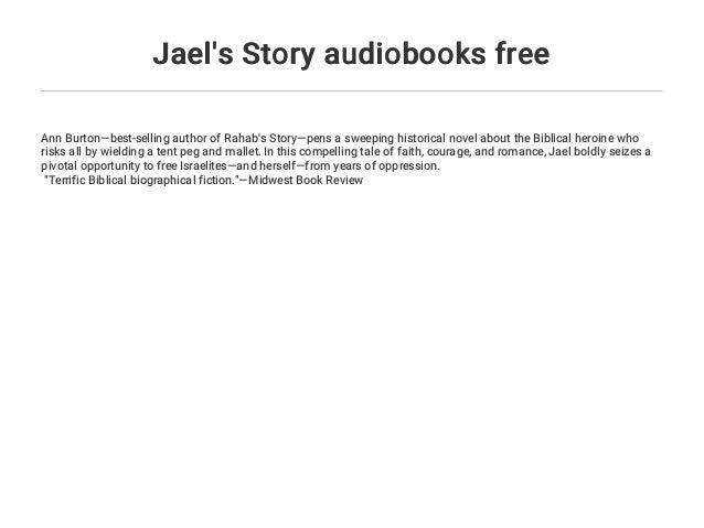 Jaels Story Audiobooks Free