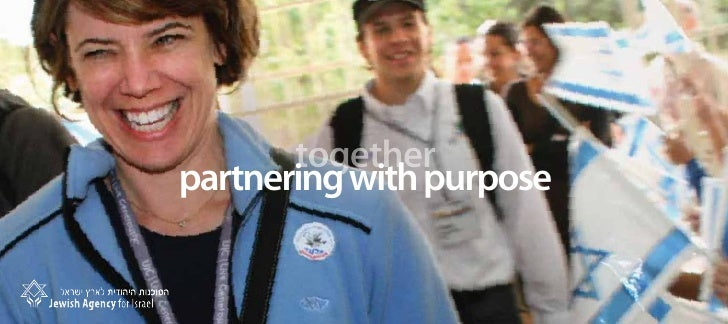 together partnering with purpose