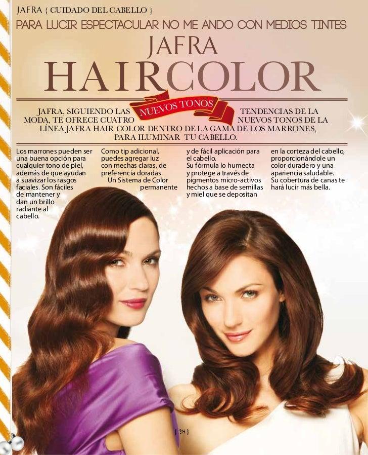 El aceite lava el tinte de los cabellos el resultado