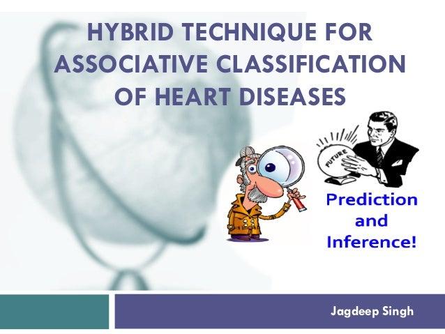 Jagdeep Singh HYBRID TECHNIQUE FOR ASSOCIATIVE CLASSIFICATION OF HEART DISEASES