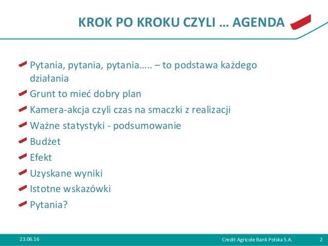 """Jagoda Podgórska-Teska """"Klatka po klatce - czyli jak zrealizować film wizerunkowy"""" Slide 2"""