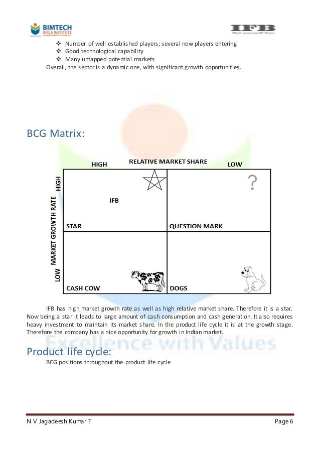 electrolux bcg matrix Z125-8381-00 sowdoc 11-2009 page 1 of 5 sample statement of work for services this an example and your statement of work may vary given your specific requirements.