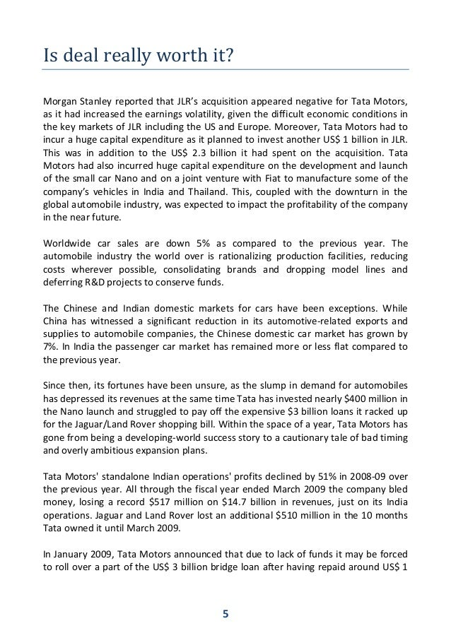 the corporate social responsibility in tata motors marketing essay Corporate social responsibility: a case study of tata group article (pdf  in  the fiscal year 2004 tata steel alone spent rs 45 crore on social services   campaign exemplifies the social-cause marketing initiatives.
