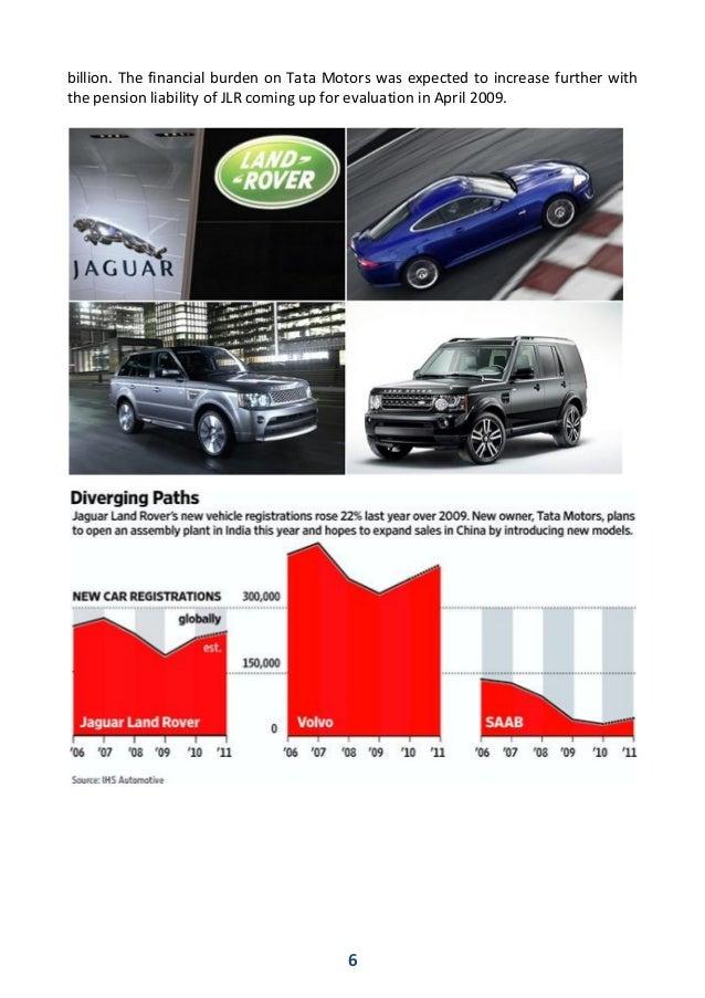 Jaguar land rover acquisition by tata motorsjaguar land for Sliding gate motor price in india