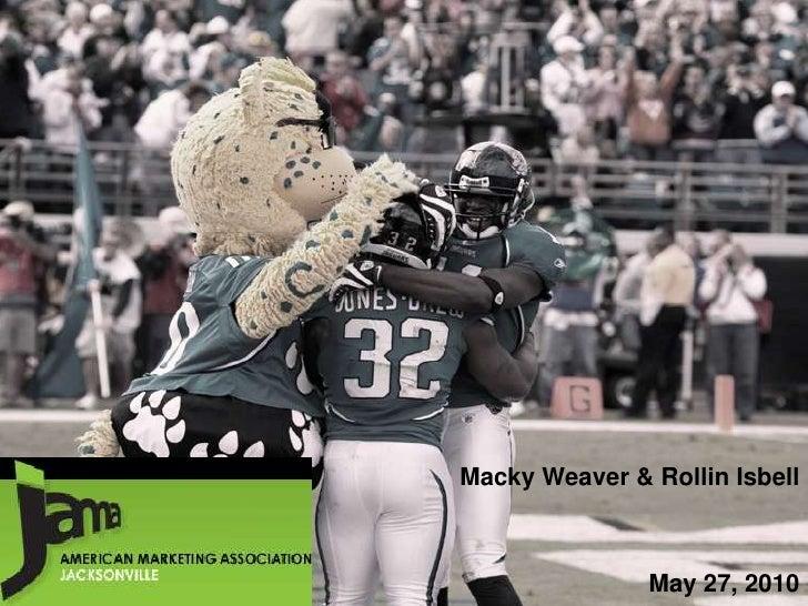 Macky Weaver & Rollin Isbell                   May 27, 2010