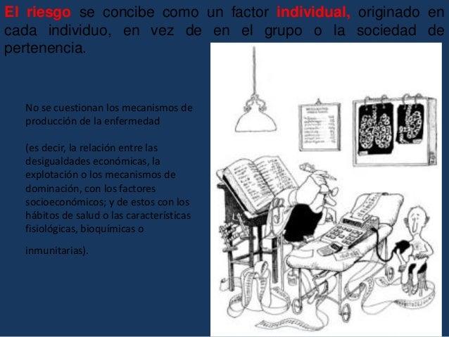 Límites y crisis de la epidemiología y la biomedicina •La crisis de la epidemiología se advierte en definiciones que cuest...