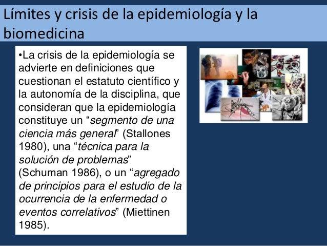 Crisis de paradigma en biomedicina y salud pública. Aspectos epidemiológicos y sociales • •  • •  Aumento de la esperanza ...