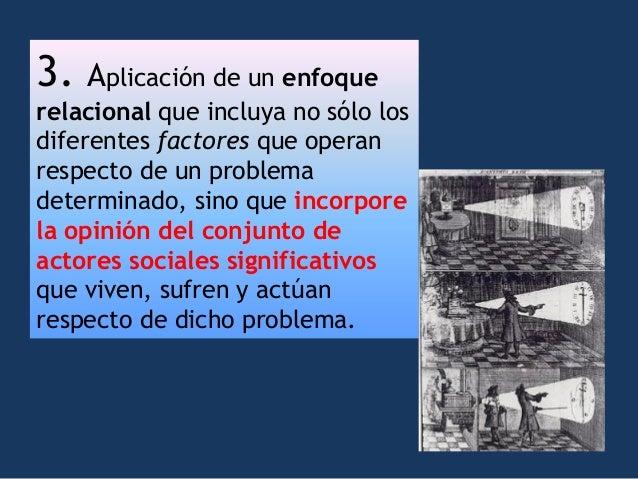 4. Problematizar el objeto y proceso de estudio. Desde los conceptos y teorías que utilizamos. Analizar su raigambre histó...