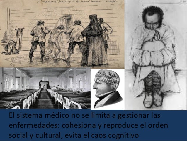 La medicina es una empresa que además de ser técnica y económica es simultáneamente política y moral, que más allá de sus ...