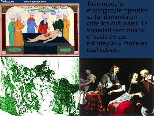 •Los conceptos de salud y enfermedad son centrales para cualquier sociedad, a causa de que otorgan expresión a varios de l...