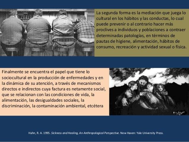 """""""La enfermedad y la atención de ésta constituyen hechos estructurales en toda sociedad; expresan no sólo fenómenos de tipo..."""