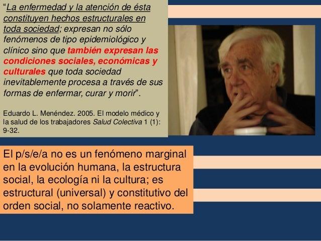 5. La relevancia definitoria del daño evitable en epidemiología sociocultural La figura operativa del daño evitable pone e...