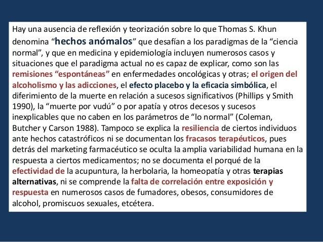 """Una definición alternativa del objeto de estudio de las ciencias de la salud """"…el objeto de las disciplinas de la salud lo..."""