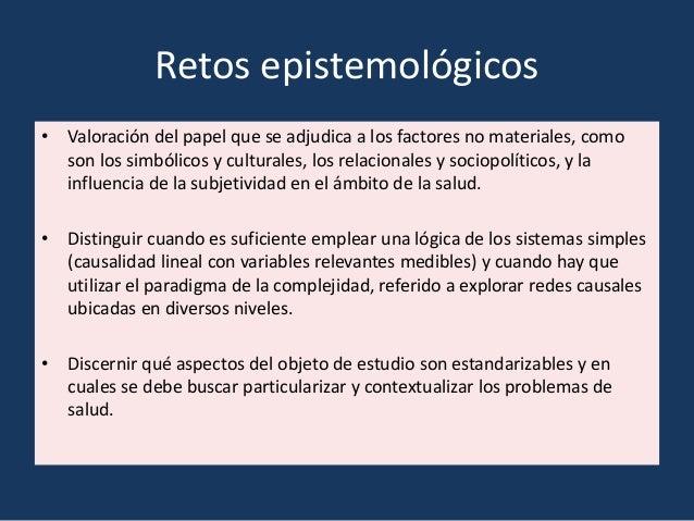III. MODELOS DE APLICACIÓN DE LA EPIDEMIOLOGIA SOCIOCULTURAL ¿Qué se entiende por epidemiología sociocultural? a) Una etno...