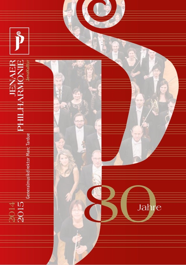 2014 2015 GeneralmusikdirektorMarcTardue Jahre