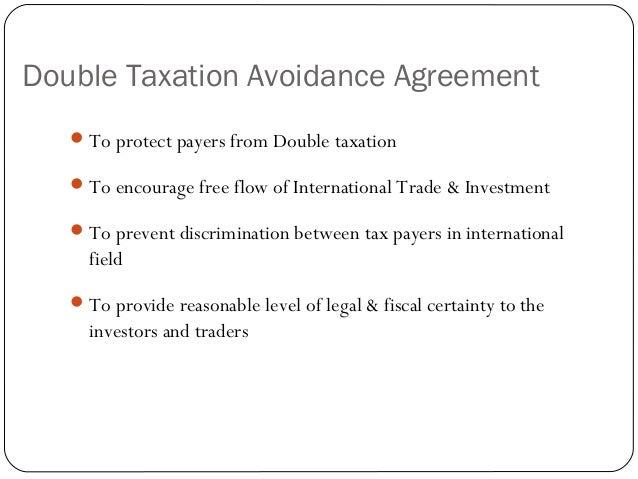 Treaty shopping double taxation avoidance agreement platinumwayz