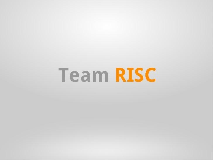 Team RISC