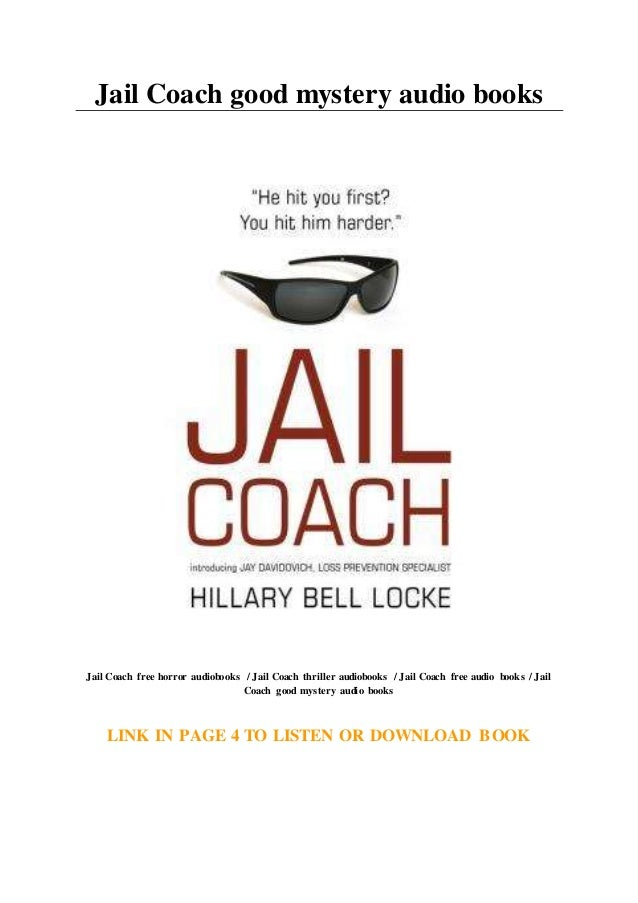 Jail Coach Good Mystery Audio Books
