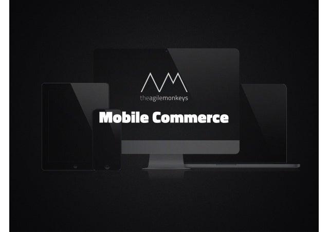 Mobile Commerce y Magento - Jaime Lopez