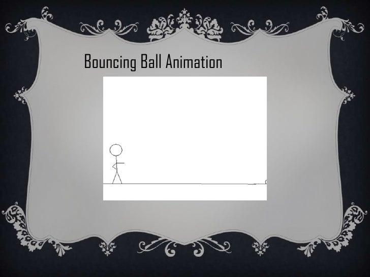 Bouncing Ball Animation