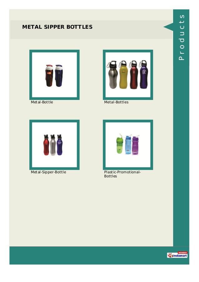 METAL SIPPER BOTTLES Metal-Bottle Metal-Bottles Metal-Sipper-Bottle Plastic-Promotional- Bottles Products