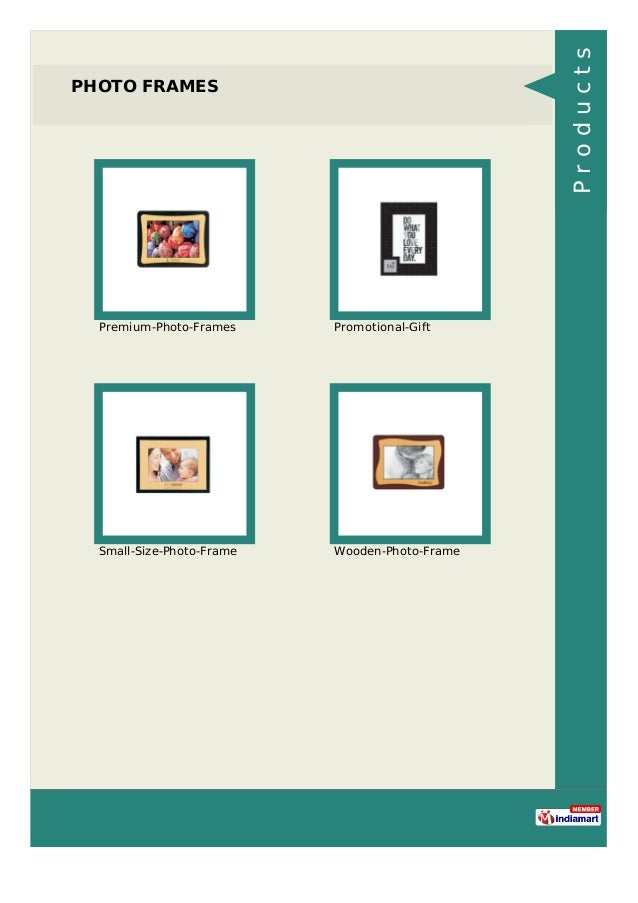 PHOTO FRAMES Premium-Photo-Frames Promotional-Gift Small-Size-Photo-Frame Wooden-Photo-Frame Products