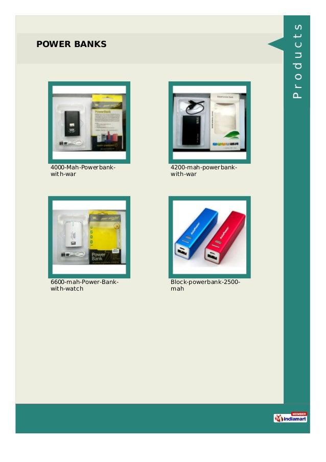 POWER BANKS 4000-Mah-Powerbank- with-war 4200-mah-powerbank- with-war 6600-mah-Power-Bank- with-watch Block-powerbank-2500...