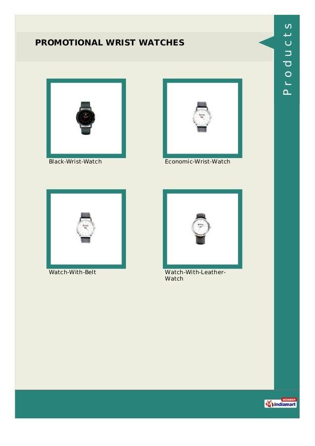 PROMOTIONAL WRIST WATCHES Black-Wrist-Watch Economic-Wrist-Watch Watch-With-Belt Watch-With-Leather- Watch Products
