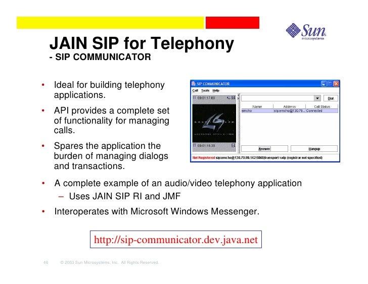 JAIN SIP API EPUB DOWNLOAD