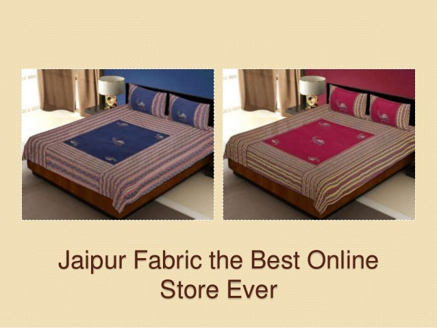 Jaipur Fabric The Best Online Store Ever; 5.