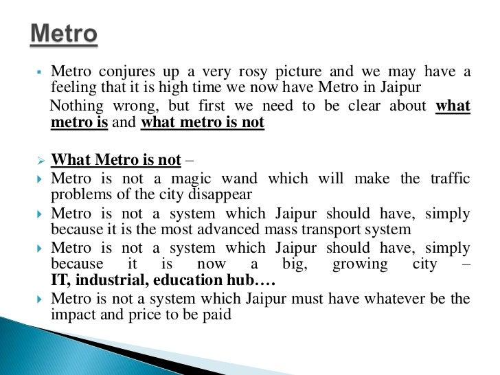 Jaipur Metro Project on pune metro, hyderabad metro, kochi metro, rams 2012 metro, lucknow metro, beijing metro, bangalore metro,