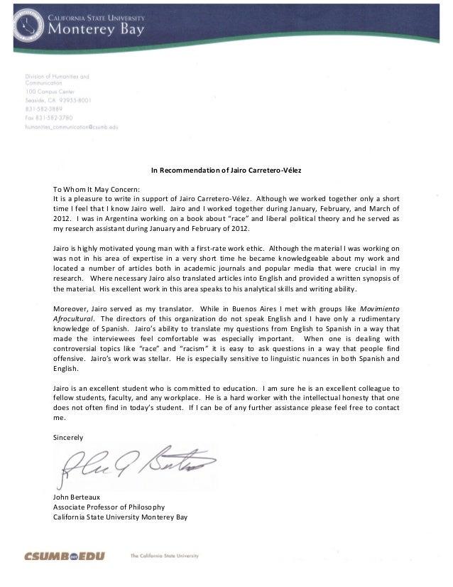 Sample Statement of Purpose for Graduate School – Natural Sciences
