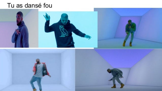 Tu as dansé fou