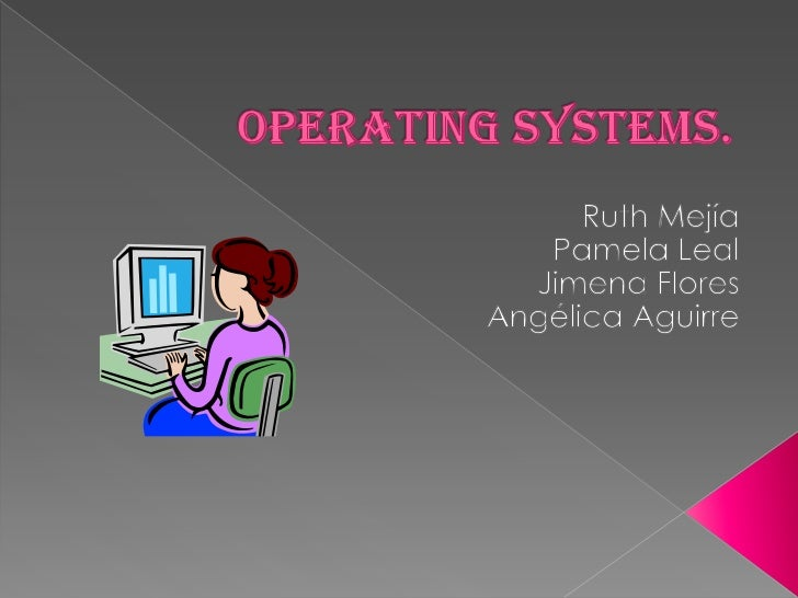    An operating system is the most    important software that runs on a    computer. It manages the computers    memory, ...
