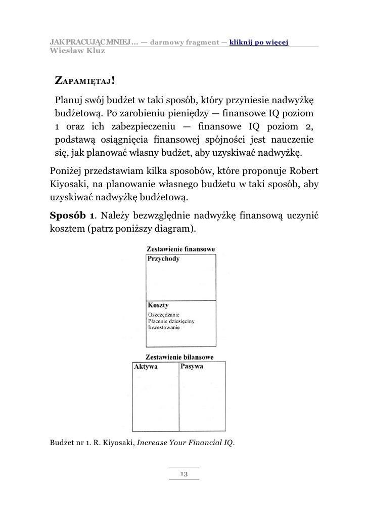 increase your financial iq robert kiyosaki pdf