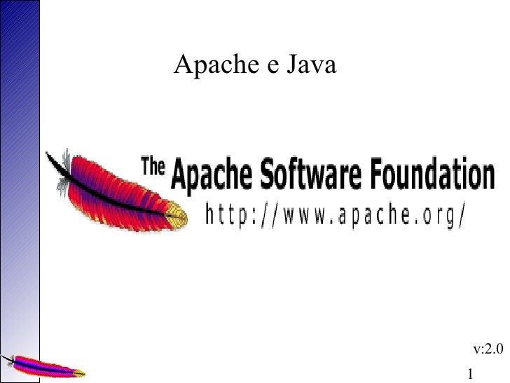 Apache e Java v:2.0