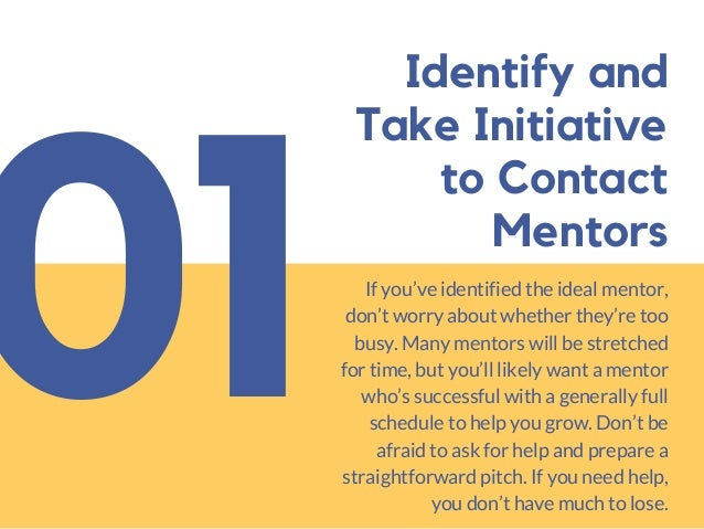 Jake Croman   5 Ways Small Biz Owners Can Find a Great Mentor Slide 3