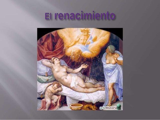  ¿Qué es el renacimiento?  La hegemonía española. Carlos v  El arte renacentista  la arquitectura. vuelta al mundo clá...