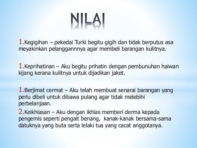 Bahasa Melayu Bahasa Malaysia Pmr Spm Komsas Tingkatan 4 Jaket Kulit Kijang Dari Istanbul