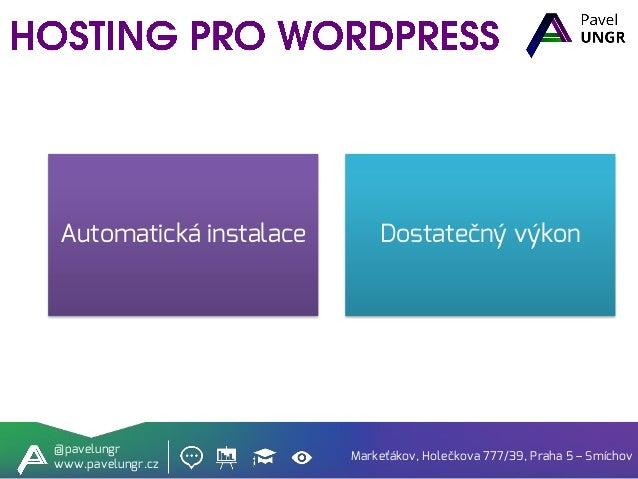 Jak na SEO ve Wordpressu Slide 3